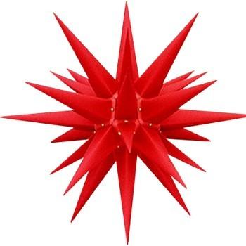 herrnhuter weihnachtsstern rot 70cm taff geschenkewelt ausgefallene geschenkideen f r viele. Black Bedroom Furniture Sets. Home Design Ideas