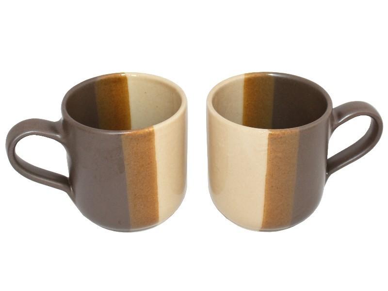 kaffeetasse 250 ml braun hellbraun beige taff geschenkewelt ausgefallene geschenkideen f r. Black Bedroom Furniture Sets. Home Design Ideas