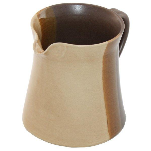 milchkrug keramik krug mit henkel taff. Black Bedroom Furniture Sets. Home Design Ideas