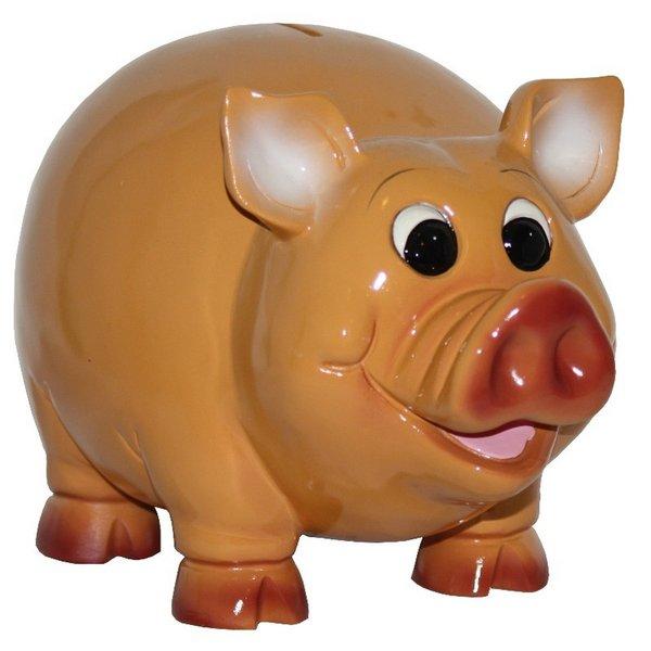 Sparschwein öffnen