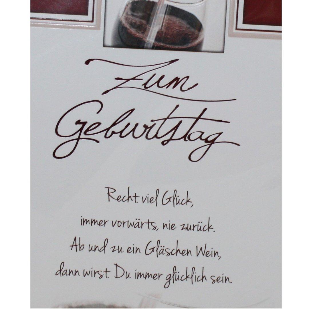 Gluckwunschkarte Zum 50 Geburtstag Taff Geschenkewelt