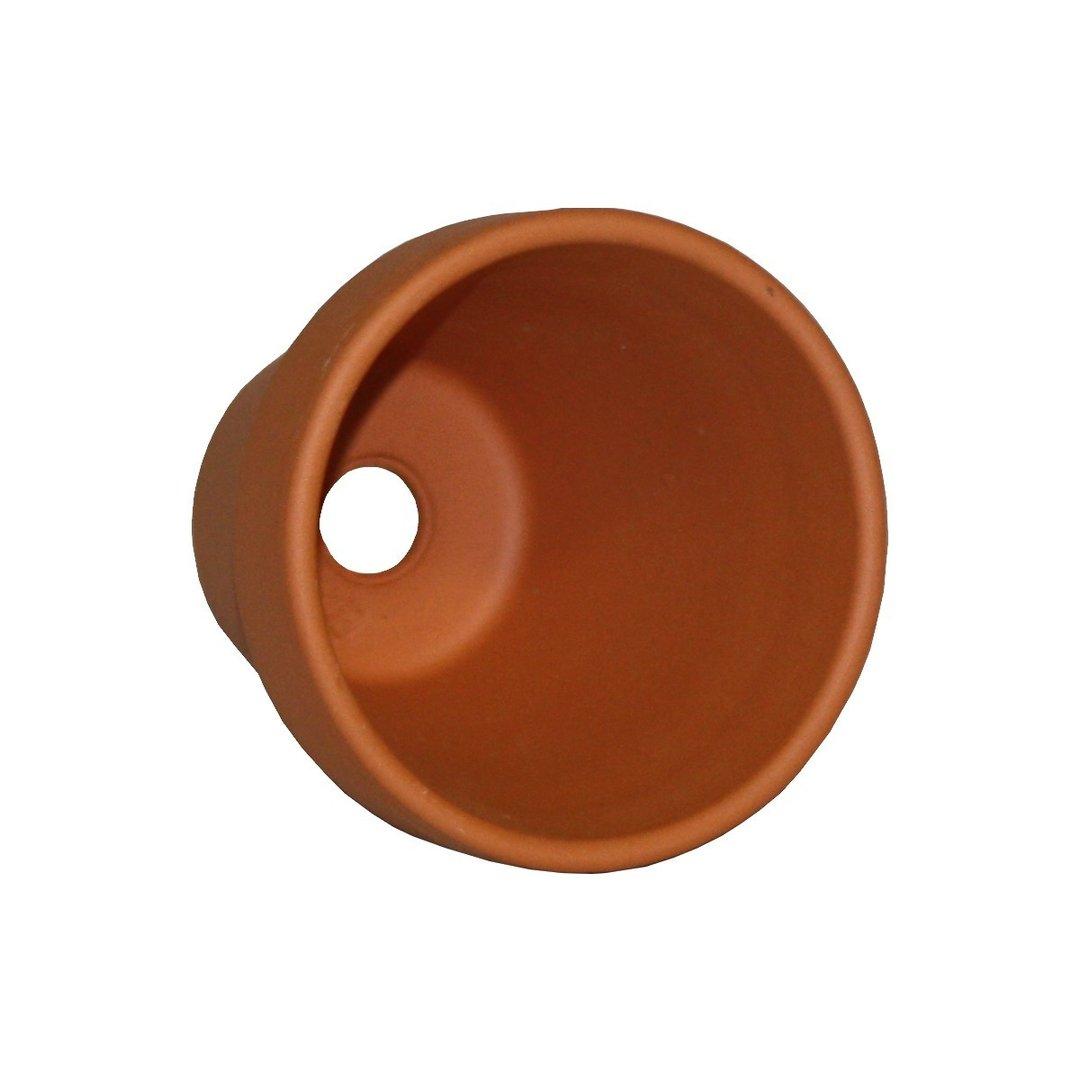 25 st ck kleine ton t pfe t pfchen blumentopf blument pfchen zum basteln taff. Black Bedroom Furniture Sets. Home Design Ideas