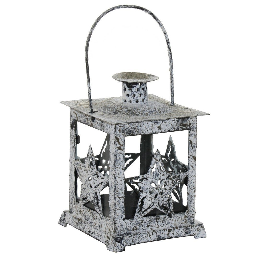 Laterne F R Teelichte Aus Metall Taff Geschenkewelt