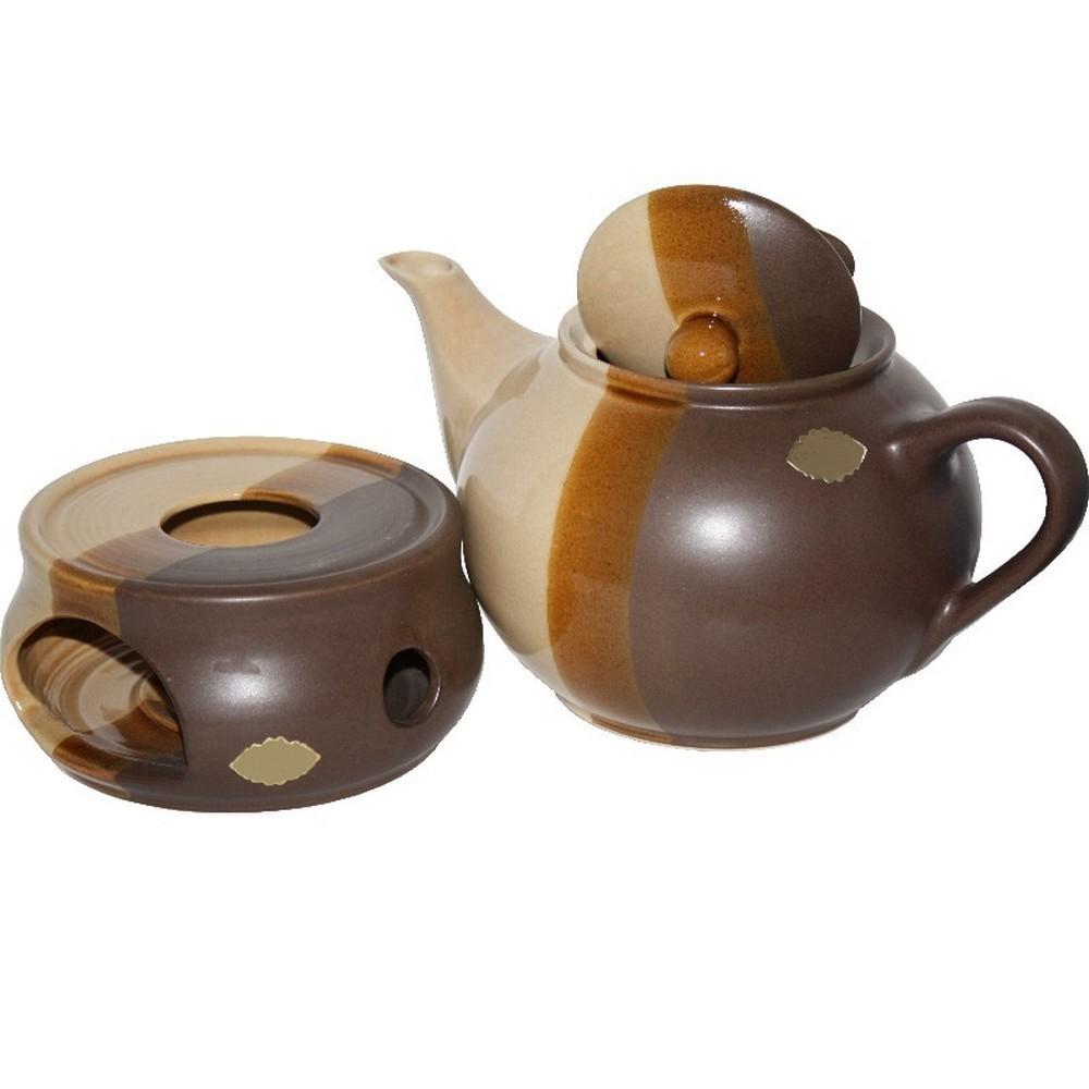 teekanne keramikkanne mit st vchen inhalt ca 0 8 liter taff geschenkewelt ausgefallene. Black Bedroom Furniture Sets. Home Design Ideas