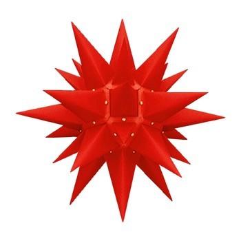 herrnhuter weihnachtsstern rot 40cm taff geschenkewelt ausgefallene geschenkideen f r viele. Black Bedroom Furniture Sets. Home Design Ideas